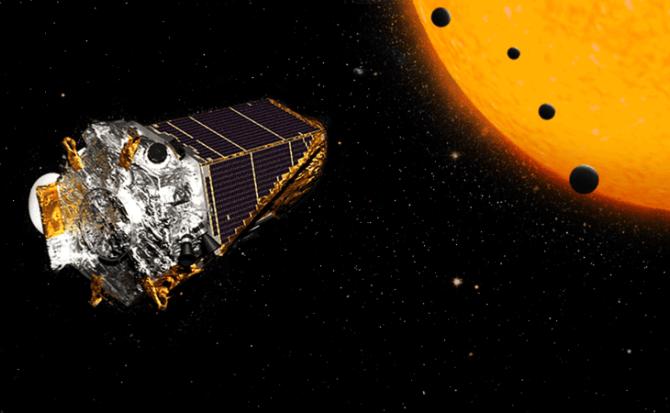 telescopio Kepler nasa 0
