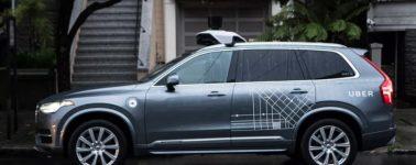 Los vehículos autónomos de Uber vuelven a las calles por primera vez desde el accidente