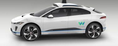 Waymo y Jaguar se alían para crear 20.000 unidades autónomas del Jaguar I-PACE