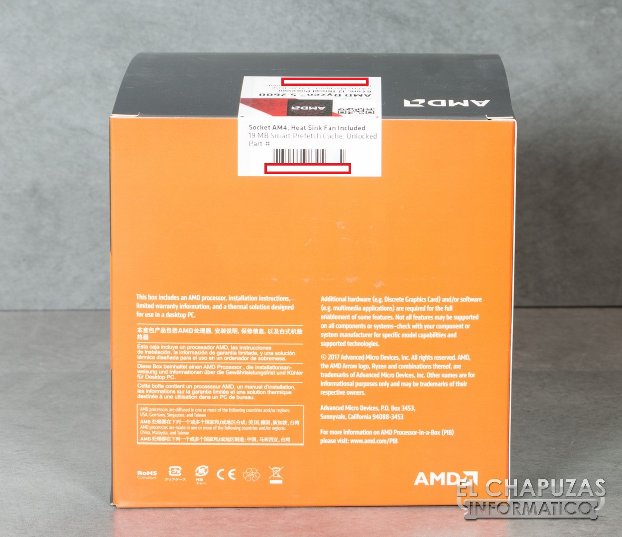 Review: AMD Ryzen 5 2600 (X470)