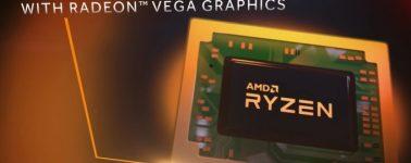 El AMD Ryzen 3 3250U se deja ver por Geekbench, CPU de bajo consumo para Ultrabooks
