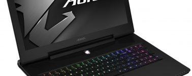 Aorus X7 DT v8 y X5 v8: 17.3″/15.6″ @ 144 Hz, 6 núcleos, DDR4 @ 2666 MHz y GeForce GTX 1080/1070