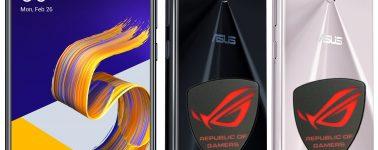 Asus prepara un smartphone gaming bajo su marca Republic of Gamers (ROG)