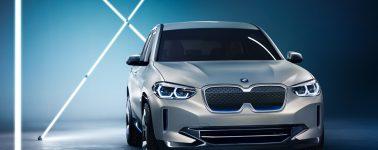BMW tendrá 25 modelos eléctricos en su catálogo para 2023