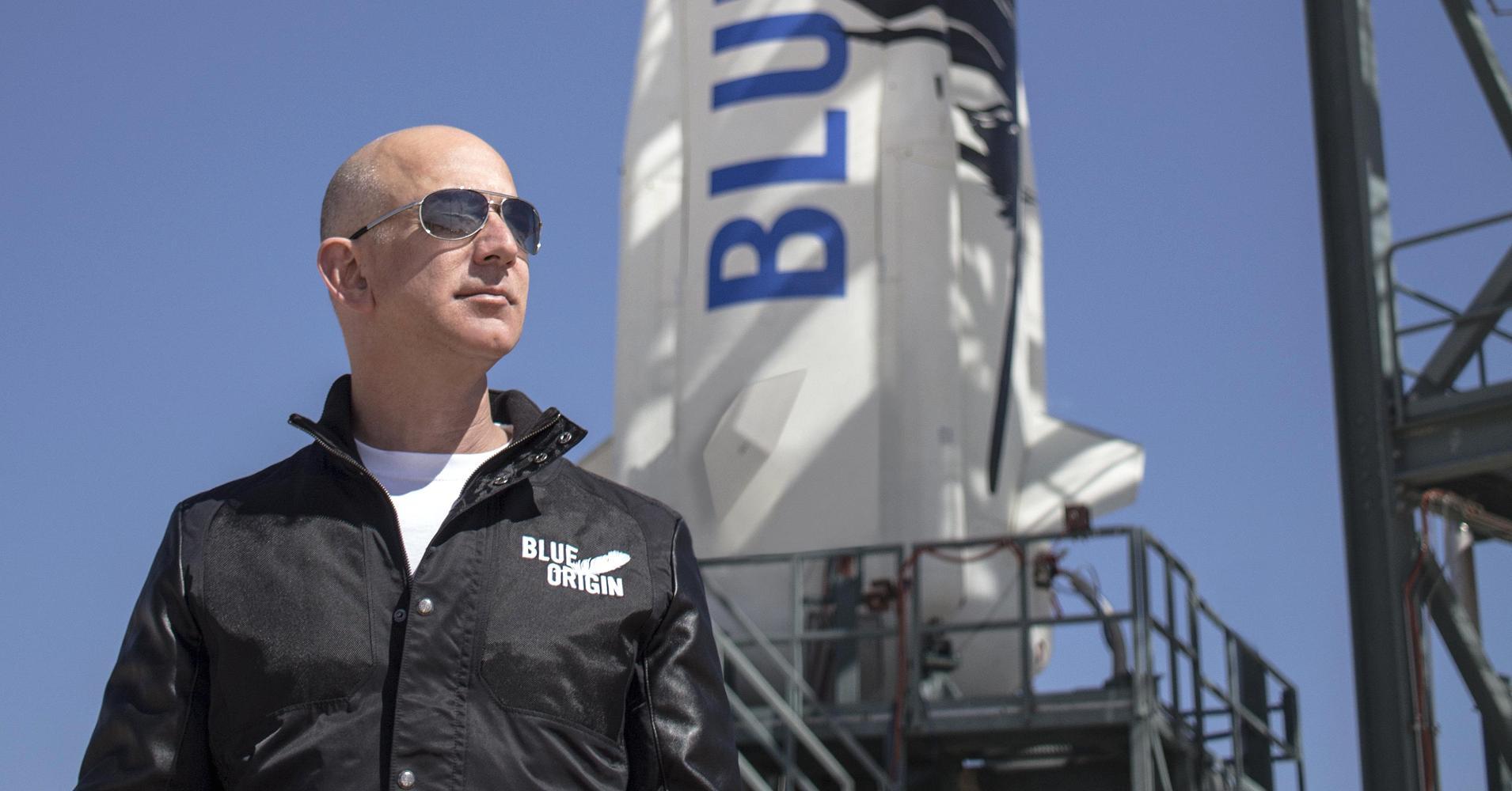 Blue Origin Jeff Bezos 0