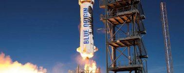 Blue Origin somete a su cohete New Shepard a una nueva prueba de altitud extrema