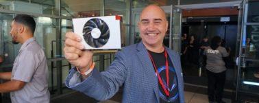 Chris Hook abandona AMD, a finales de Abril dará a conocer su nueva empresa