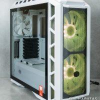 Cooler Master MasterCase H500P Mesh White 07 1 200x200 11