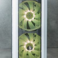 Cooler Master MasterCase H500P Mesh White 10 2 200x200 19