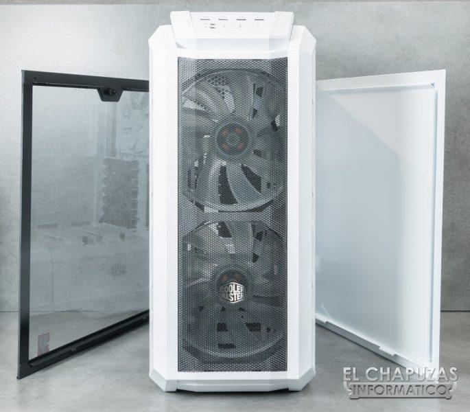 Cooler Master MasterCase H500P Mesh White 19 685x600 30