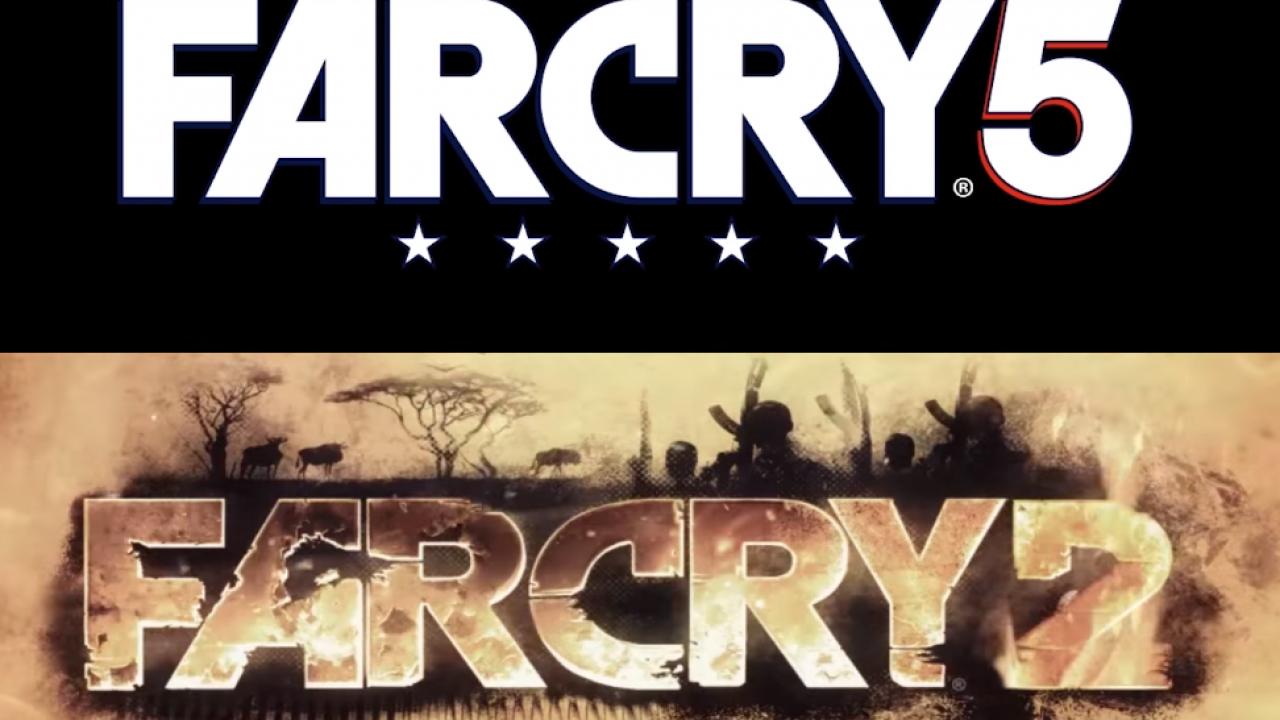 Las Fisicas Del Far Cry 5 Son Una Basura Al Lado De Las Fisicas
