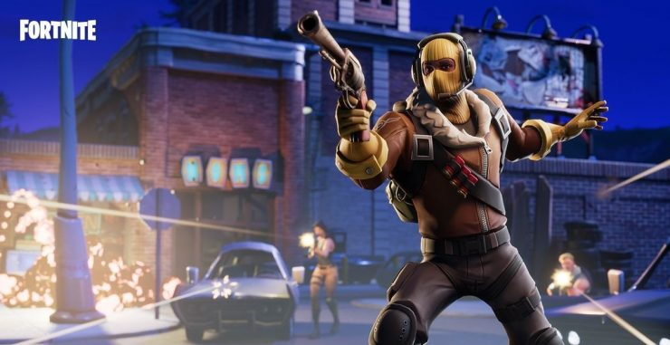 Fortnite prohibido en China