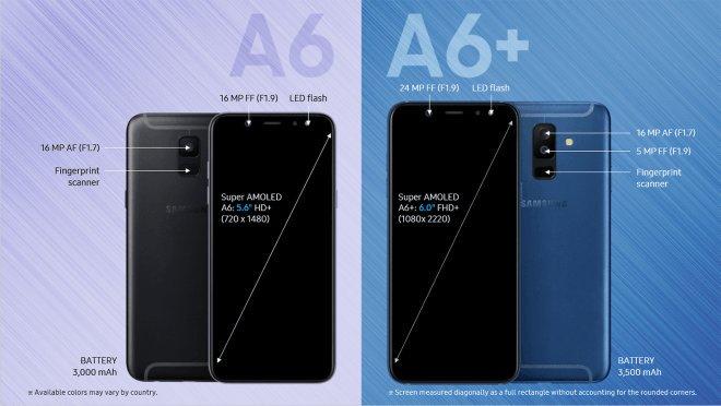 Galaxy A6 2018 0