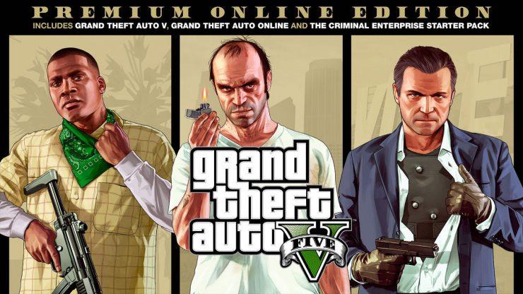 Grand Theft Auto V Premium Online Edition 740x416 0