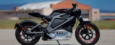 Harley-Davidson lanzará su primera motocicleta eléctrica en Agosto de 2019