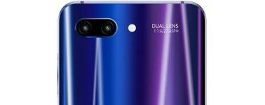 Las especificaciones del Huawei Honor 10 se dan a conocer tras su paso por TENAA