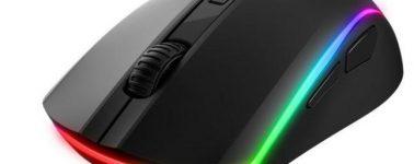 HyperX Pulsefire Surge RGB: Ratón gaming con iluminación RGB en 360º