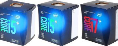 Intel comienza a vender sus CPUs Core i5+ y Core i7+ por separado