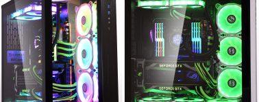 Lian Li PC- O11 Dynamic: Chasis pensados para sistemas refrigerados por agua