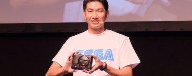 SEGA Japón anuncia casi a escondidas el lanzamiento de una Mega Drive Mini