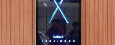 Un desconocido Nokia X ya se anuncia en China, llegará el 27 de Abril