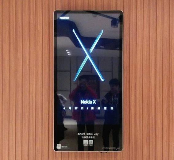 Nokia X publicidad 2 1