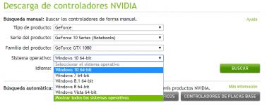 Ya es oficial: Los drivers Nvidia GeForce dejan de ofrecer soporte a sistemas operativos de 32 bits