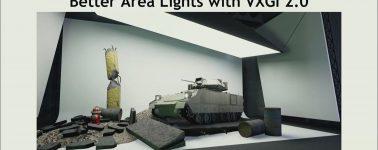 Nvidia anuncia VXGI 2.0, una tecnología de iluminación más real con menor impacto en el rendimiento