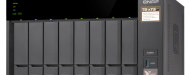 QNAP TS-x73: Nueva familia de NAS con CPUs embebidas de AMD