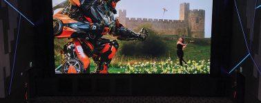 Los Ángeles tiene el primer cine en estrenar las pantallas Samsung Cinema LED