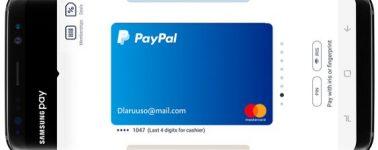 PayPal aterriza en Samsung Pay, seguirás ganando Samsung Rewards
