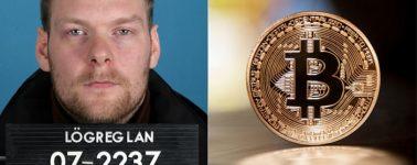 El autor del robo de 600 máquinas de minar Bitcoins huye de una cárcel en Islandia y escapa a Suecia