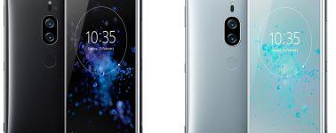 Sony Xperia XZ2 Premium anunciado: Pantalla 4K y doble cámara trasera de 19 + 12 megapíxeles