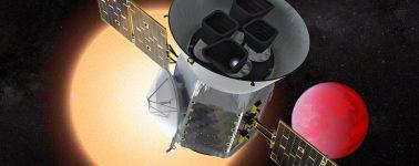 SpaceX lanza con éxito la nave TESS de la NASA, tendrá la misión de buscar planetas habitables