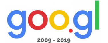 Google cerrará su servicio acortador de URLs 'goo.gl'