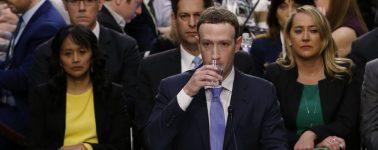 Políticos presionan para que la comparecencia de Zuckerberg en el Parlamento Europeo sea pública