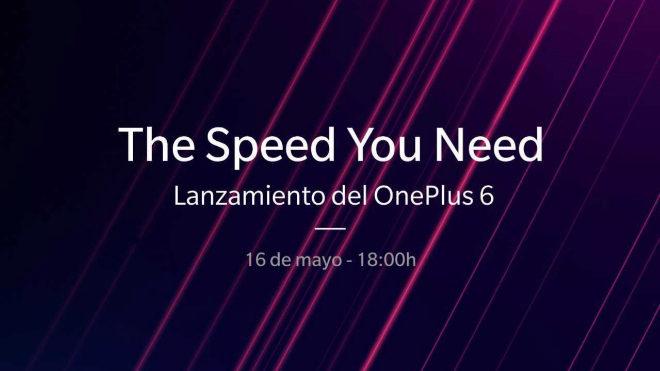 oneplus 6 anuncio 2
