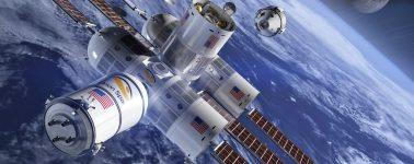 Orion Span promete poner en órbita la 'Aurora Station', un auténtico hotel de lujo para turistas