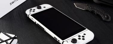 Dbrand da luz verde a los vinilos para la Nintendo Switch, ya puedes personalizarla sin dañarla
