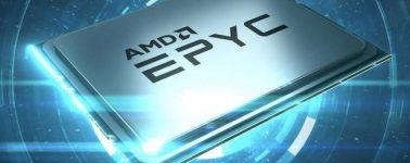 En 2020, AMD conseguiría que Intel tuviera una cuota de mercado de servidores inferior al 90%
