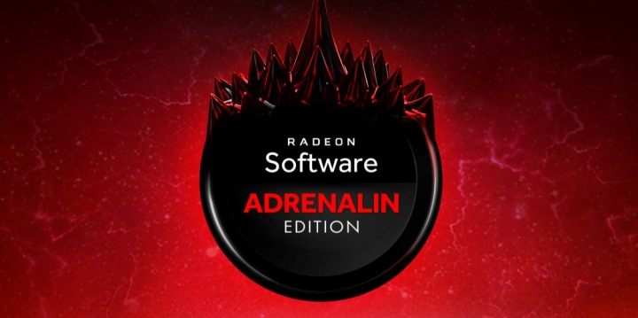 AMD radeon software adrenalin logo 0