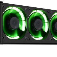 Anidees AI-GP-CL8: Sistema de refrigeración para GPUs con triple ventilador RGB