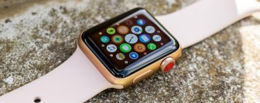 Apple reemplazará gratis los Apple Watch con defectos en el borde de la pantalla