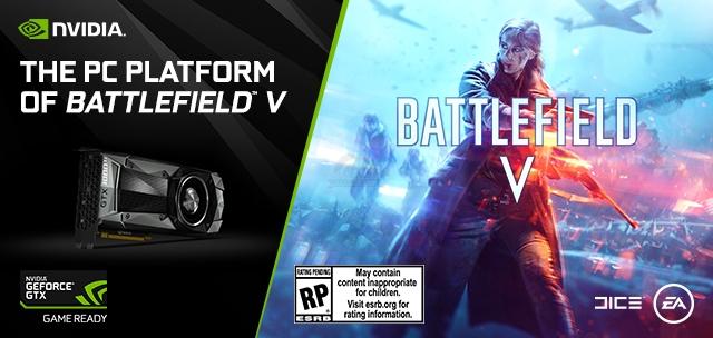 Battlefield V Nvidia 0