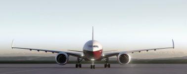 El Boeing 777X, el primer avión comercial con winglets plegables, recibe luz verde de la FAA