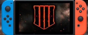 Call of Duty: Black Ops 4 nunca llegará a Nintendo Switch, según sus desarrolladores