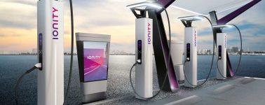 BMW expandirá sus elegantes cargadores de vehículos eléctricos por toda Europa