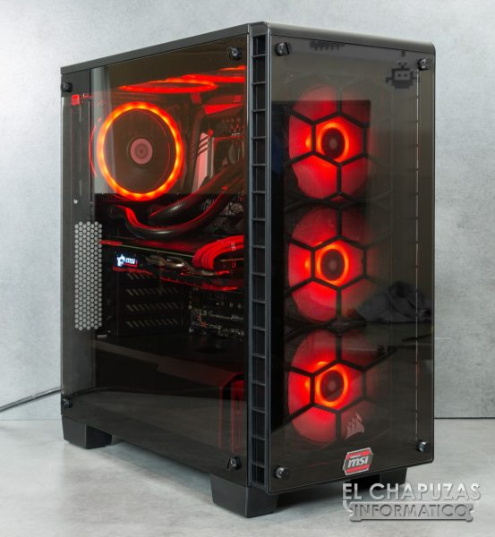 CoolPC Extreme Gaming II 25 553x600 27