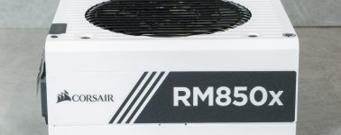 Review: Corsair RMx White