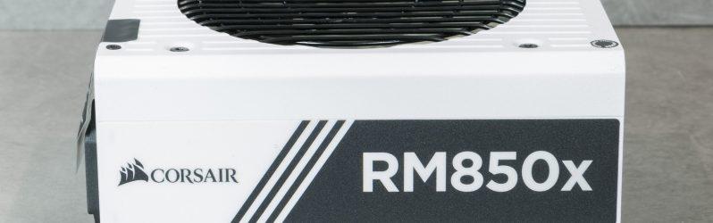 Review: Corsair RMx White